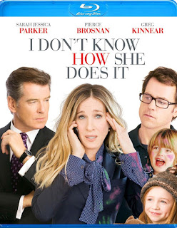 "Blu-ray Review | ""I Don't Know How She Does It"""
