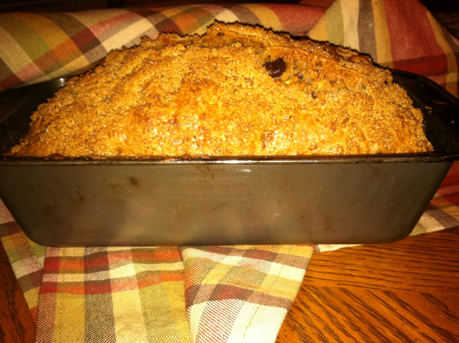 Produce Pantry: Chocolate Chip Zucchini Bread