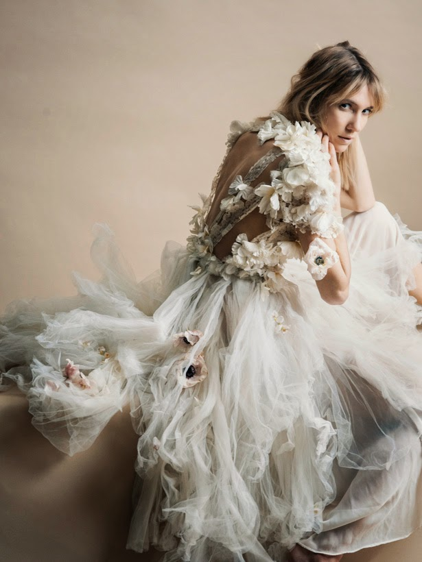 Wedding Dresses The Romantic world of Michelle Hébert :: Cool Chic Style Fashion
