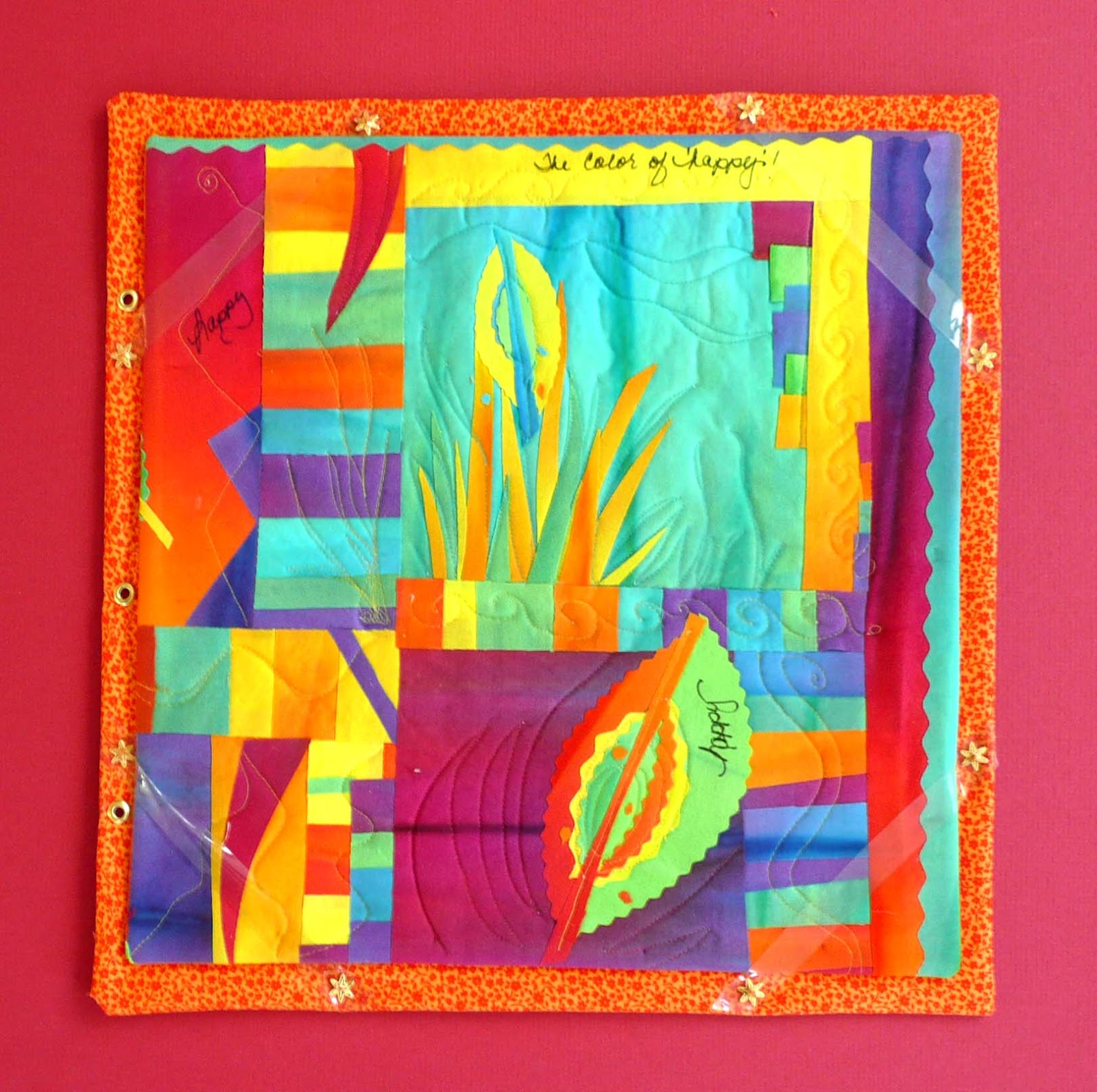 Lindas art quilts create an art quilt coffee table book about how i might showcase deborahs piece as well as those that will arrive in the future and hit upon the idea of making a coffee table book geotapseo Images
