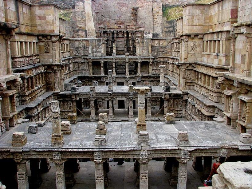 Rani ki Vav stepwell in Gujrat, India