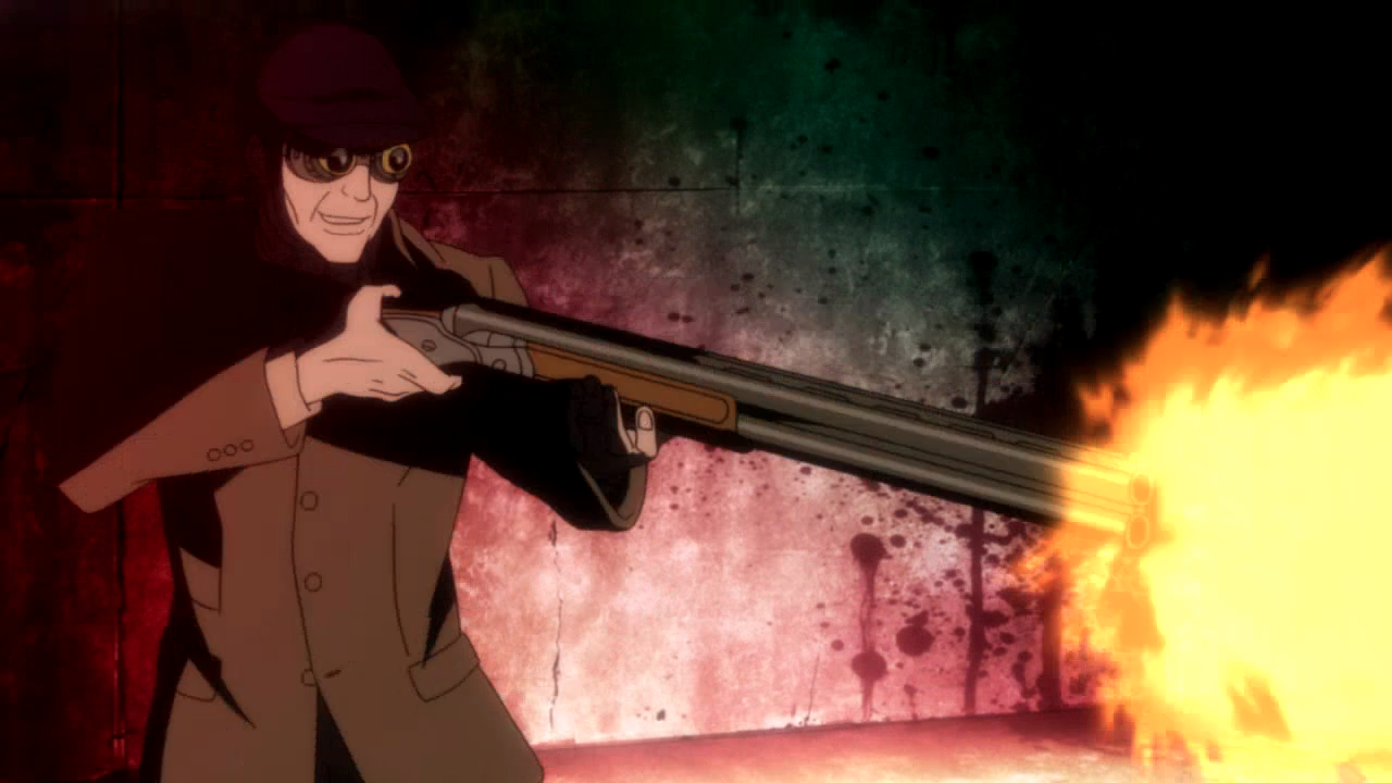 One of Psycho-Pass's imaginative criminals