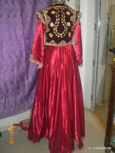قنادر اعراس جزائرية