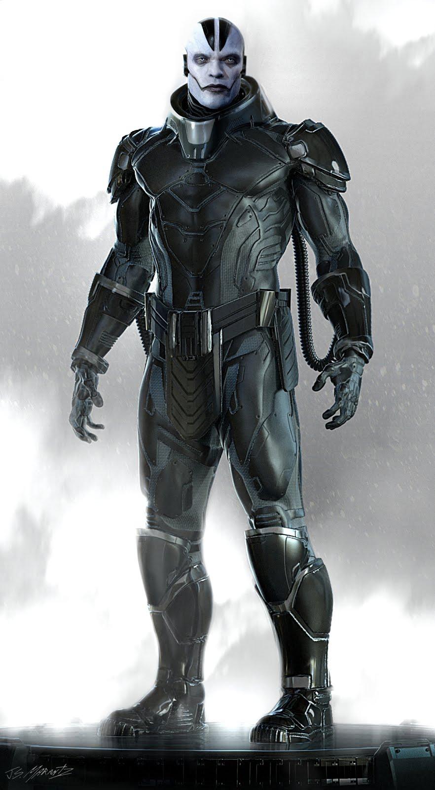 X Men Age Of Apocalypse Concept Art