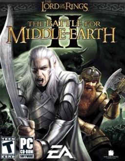 The Lord Of The Rings The Battle For Middle-Earth 2 Game