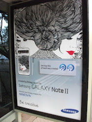BE CREATIVE FOR SAMSUNG