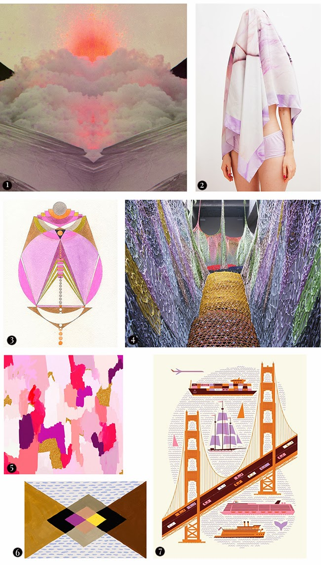 #TheRadder: Inspired by Pantone's Radiant Orchid -1