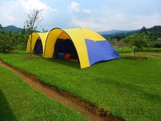 kamppung wisata sentul camping ground