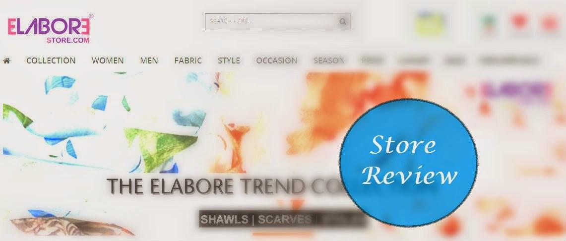 elabore store, elaborestore.com review, indian elabore store review, blogger review, scarves and stoles online, indian scarves online, elabore store blogger review