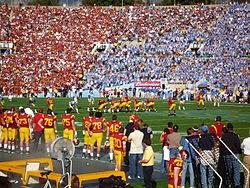 http://en.wikipedia.org/wiki/UCLA%E2%80%93USC_rivalry