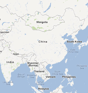 """China_google_satellite_map_recent_natural_disasters_in_China"""