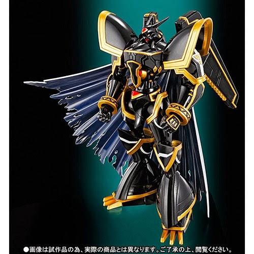 僕たちのデジタルワールド: [Pre-order] [D-ARTS]Alphamon, [G.E.M] Takeru ...