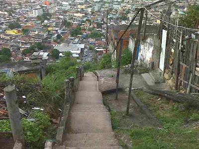 Missão no Complexo do Alemão/RJ