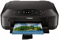 Canon PIXMA MG5550 Driver Download For Mac, Windows, Linux