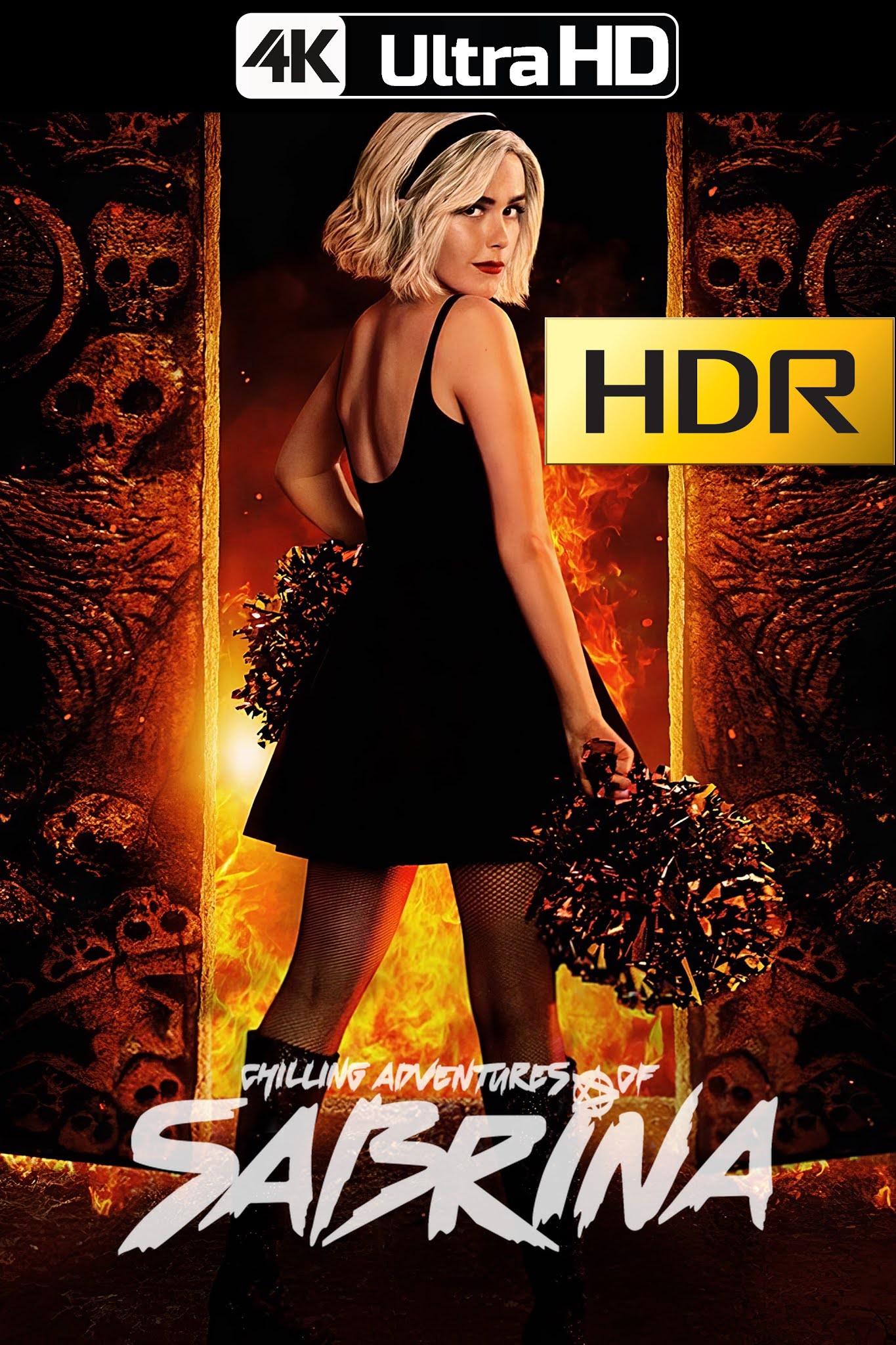 Chilling Adventures of Sabrina (2020) Temporada 02/Parte 03 NF WEBRip 4K UHD HDR Latino