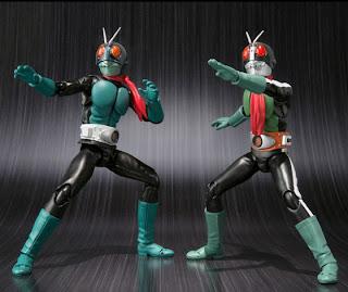 Bandai SH Figuarts Kamen Rider 2 (Nigo) - Original Version Figure