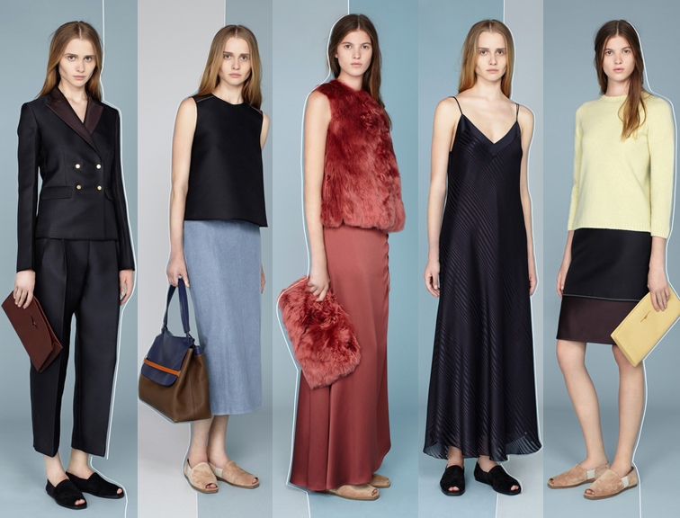The Row Resort Pre-Spring 2014 Collection