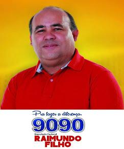 A população de Paço do Lumiar apoia o candidato da terra.