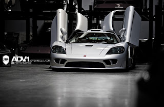 Saleen S7 Gets ADV.1 Wheels