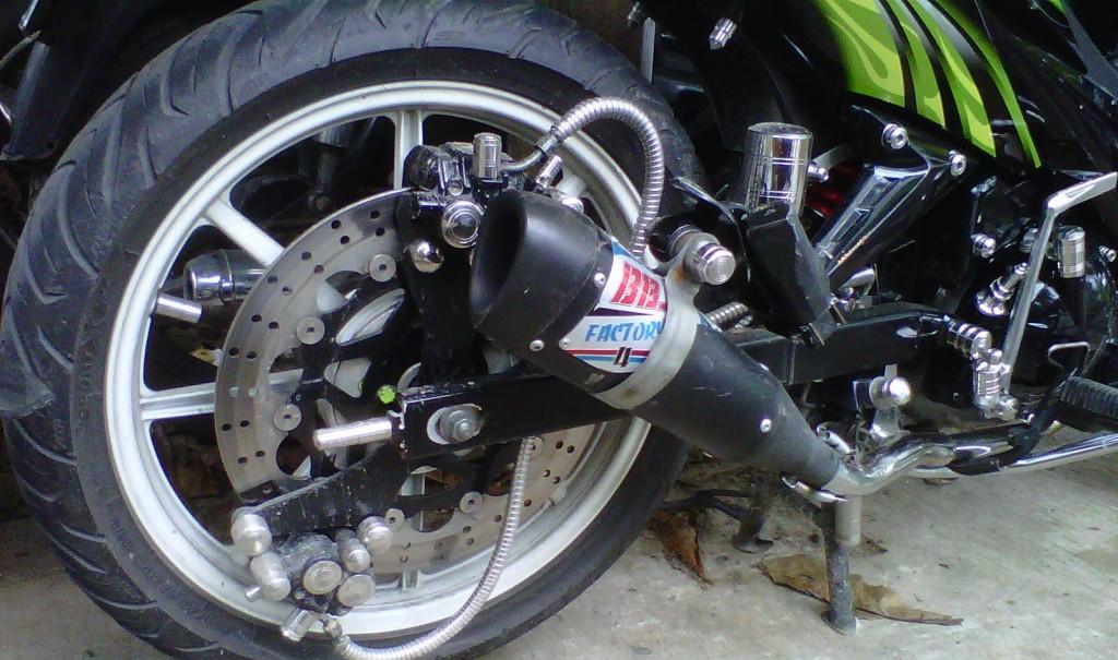 Foto Modifikasi New Jupiter MX dan Spek Yamaha Terbaru