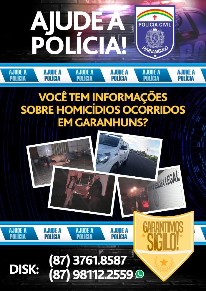 Ajude a Polícia