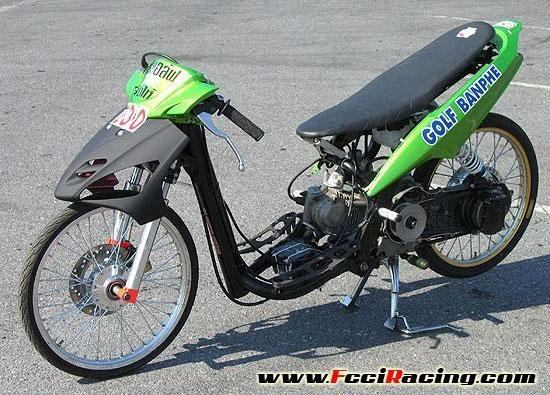 ide modifikasi mio drag 2013