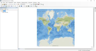 Tampilan Basemap