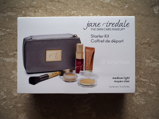 Jane Iredale Starter Kit Review Lunarrive Singapore Lifestyle Blog