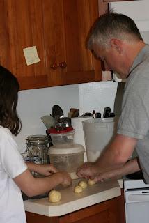 making brioche
