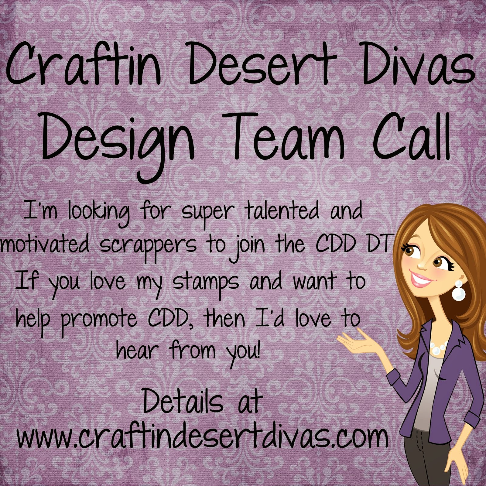 CDD Design Team Call