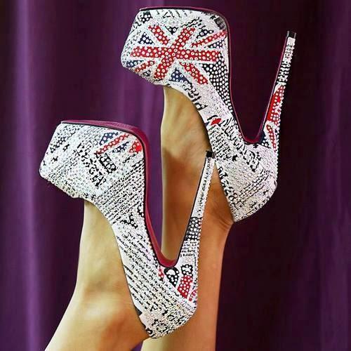New High Heels Designs