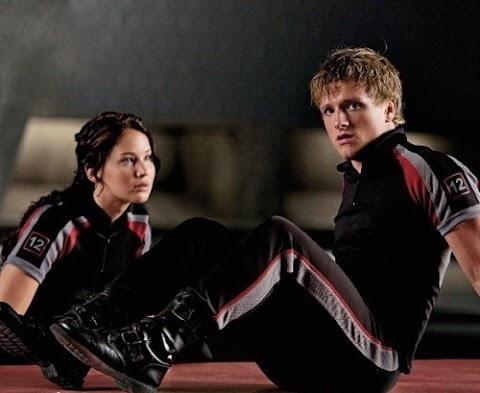 The Hunger Games: Nueva imagen de Katniss y Peeta en el centro de entrenamiento