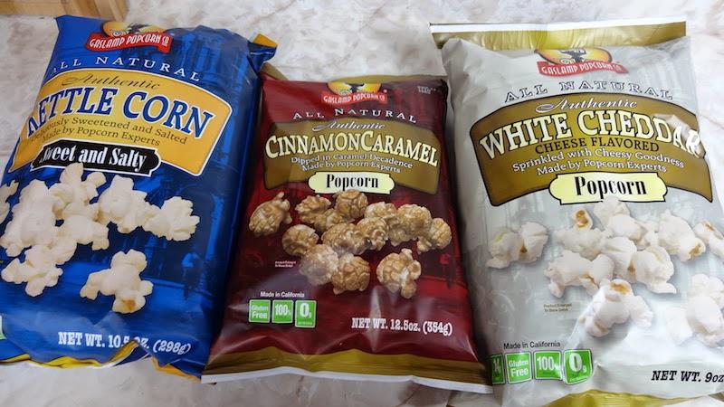 Gaslamp Popcorn – Reseña - Mi Cocina Rápida