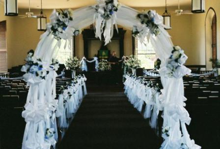 Wedding Decorations Church Wedding Decorations Flower Arrangements