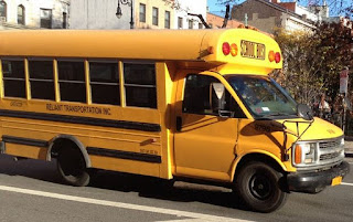 Private School Bus Staten Island