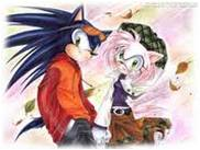 las aventuras de amy rose y sonic the hedgehog