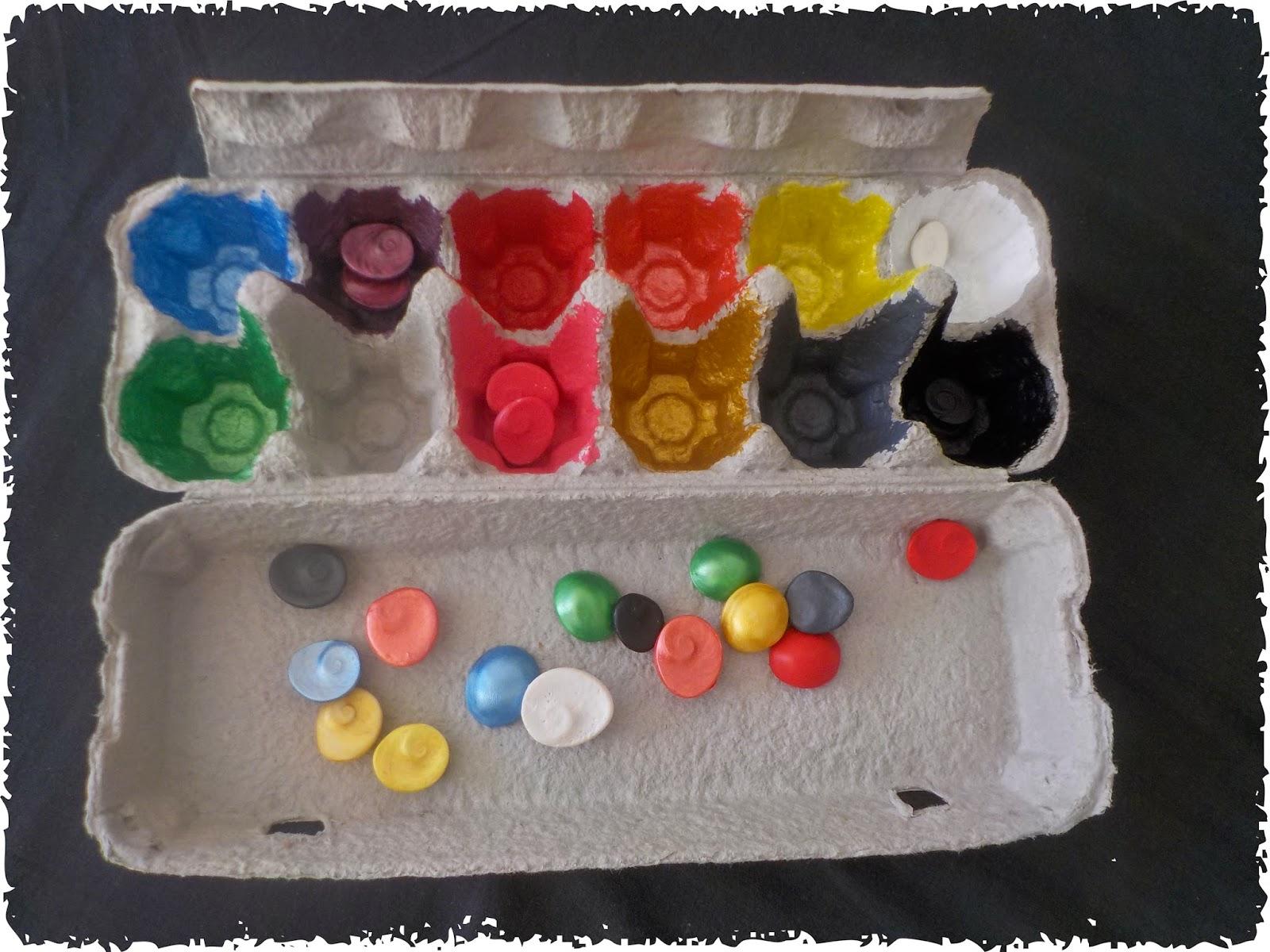 DIY : les couleurs