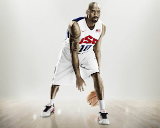 Kobe Bryant Usa Basketball Team London 2012 Olympics HD Wallpaper