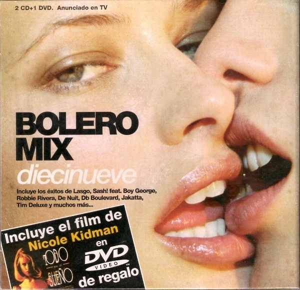 Various - Bolero Mix 21
