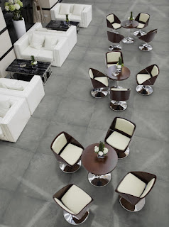 industiral concrete look tiles Sydney