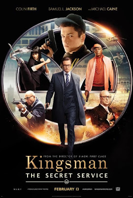 Kingsman The Secret Service 2014 Dual Audio HDTS 480p 350mb