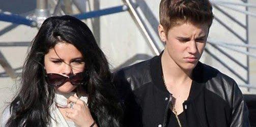 Selena Gomez, a crutch for Justin Bieber