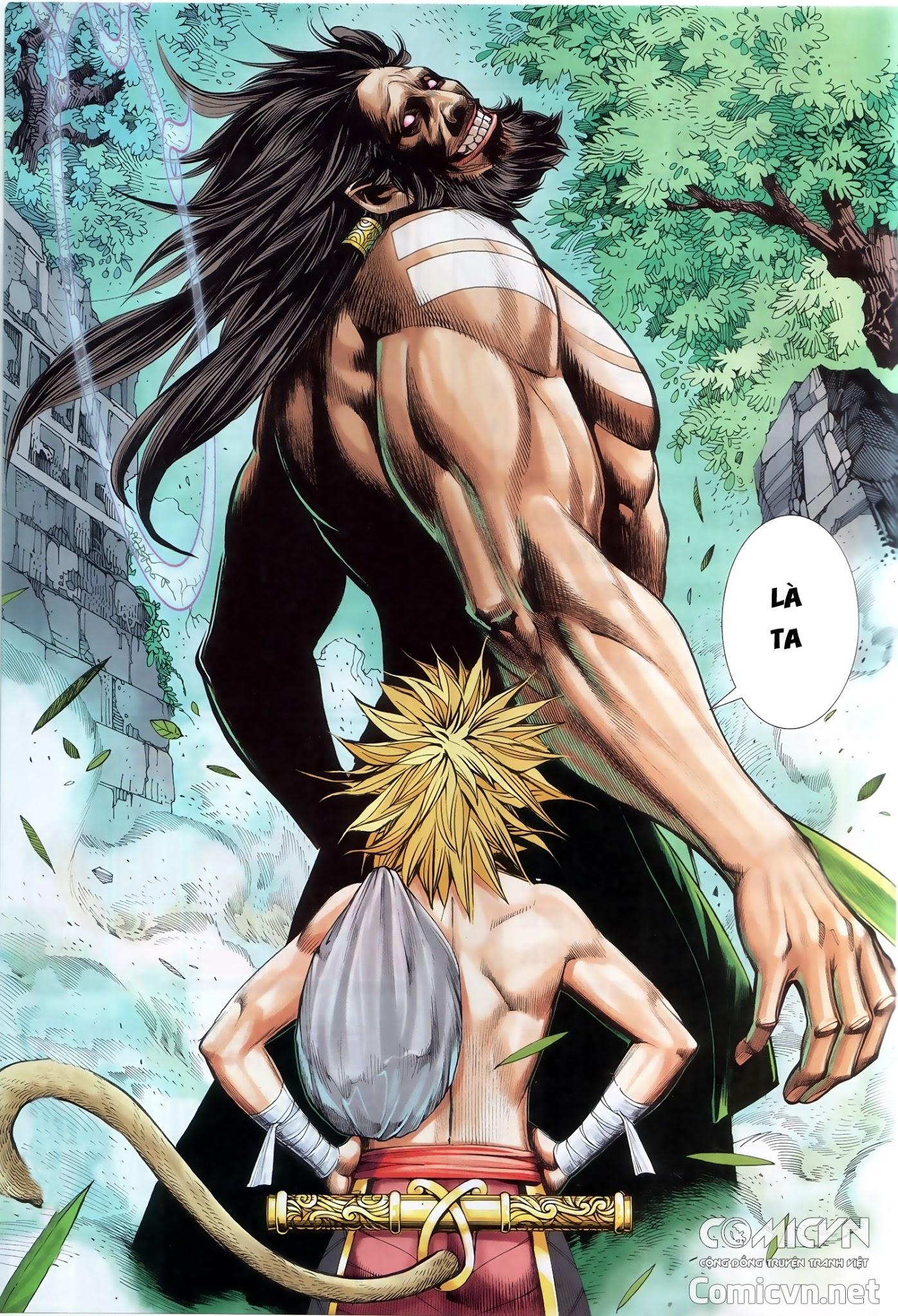 Tây Du chap 102 Trang 31 - Mangak.info