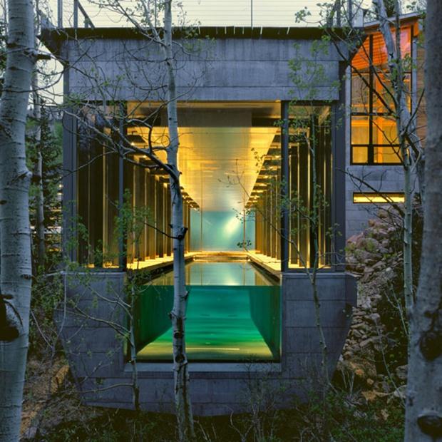 Pix Guru Glass Swimming Pool Design Ideas