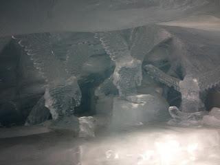 Estatuas de Gelo Top Of Europe Interlaken Suíça