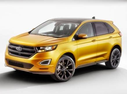 Ford Edge Fuel Economy