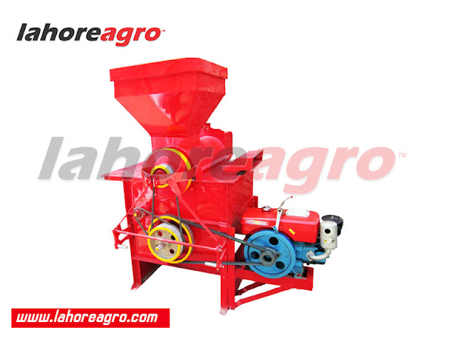 Maize Sheller, Farm Implement