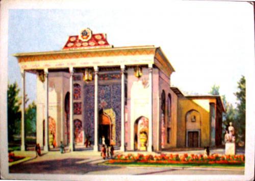 Nueva Moscu de Stalin ,arquitectura Sovietica - Página 2 RSS+turkmenistan