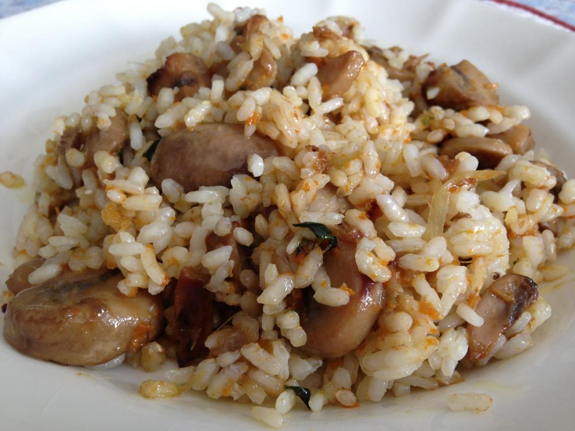 Dieta disociada y tabla de alimentos compatibles arroz for Arroz con setas y trufa