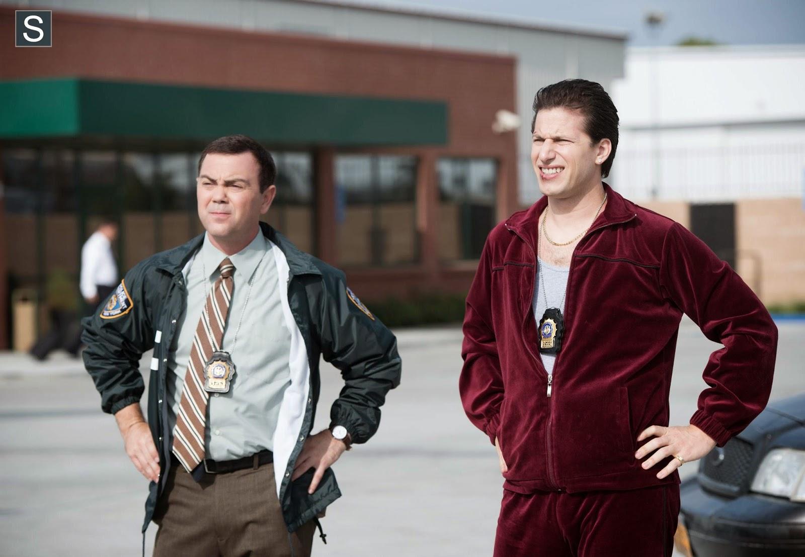 Brooklyn Nine-Nine - Episode 2.01 - Undercover - A Baker's Dozen Non-Spoilery Teases